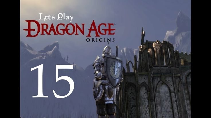 Let's Play DRAGON AGE: Origins Ultimate Edition -Modded- Part 15 - Thank God! http://youtu.be/jkNFQ530llM