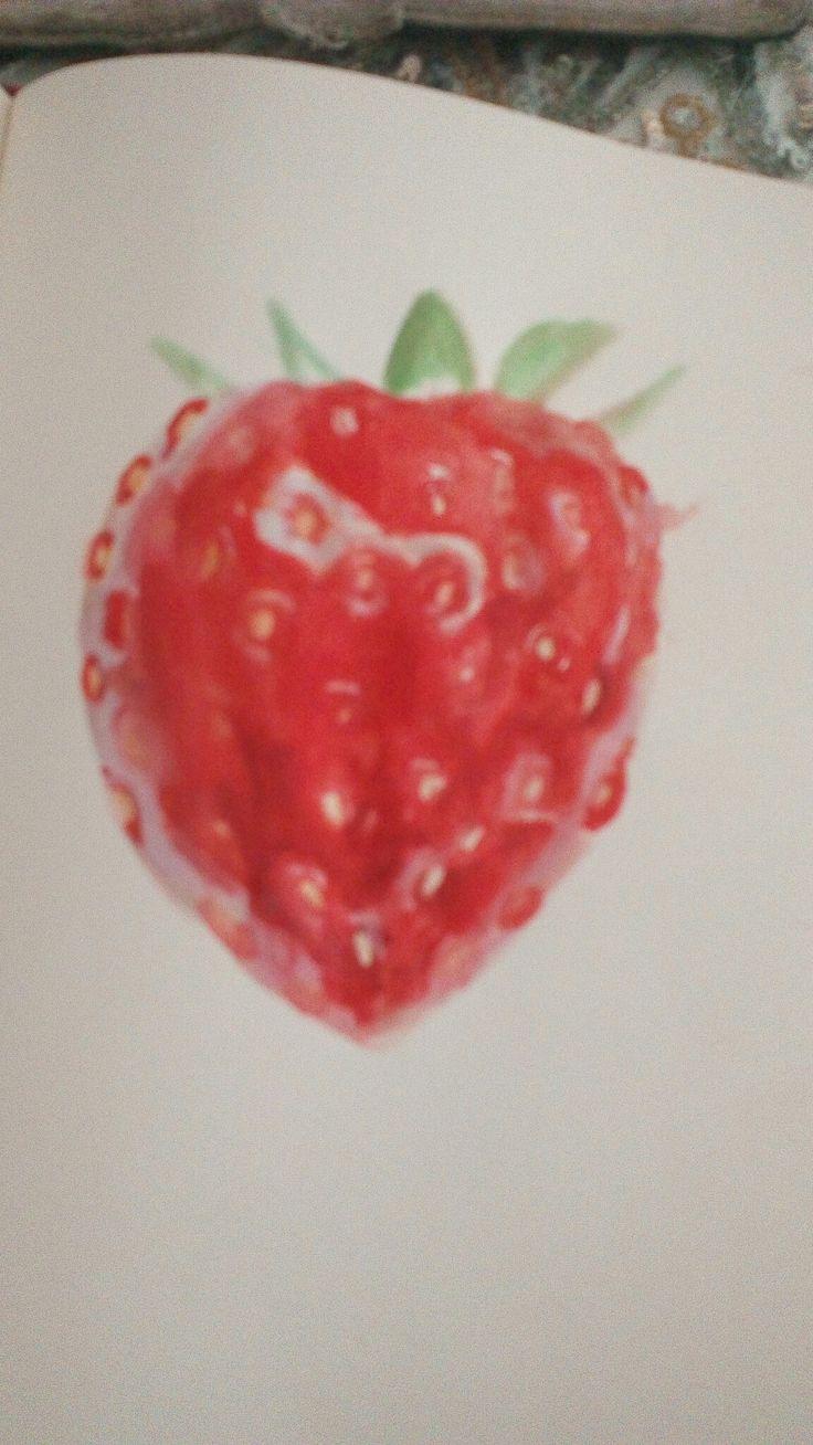 My strawberry :)