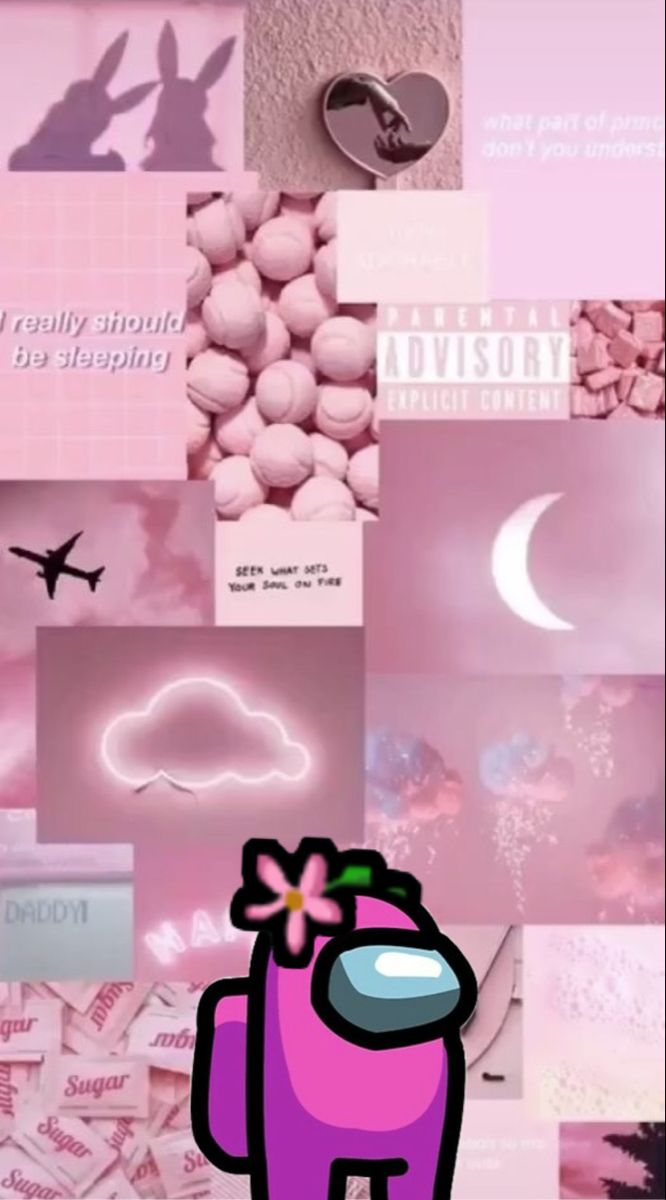 Among Us In 2020 Iphone Wallpaper Tumblr Aesthetic Aesthetic Iphone Wallpaper Pink Wallpaper Iphone