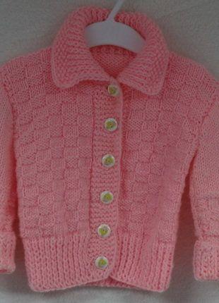 Kaufe meinen Artikel bei #Mamikreisel http://www.mamikreisel.de/kleidung-fur-madchen/outdoorbekleidung-jacken/33266282-madchen-strickjacke