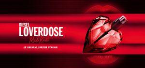 Bookinalex: Echantillon gratuit du parfum Diesel Loverdose Red Kiss