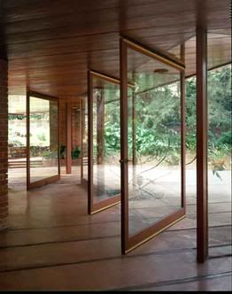 "John Lautner-designed modernist house in California used in ""The Single Man"""