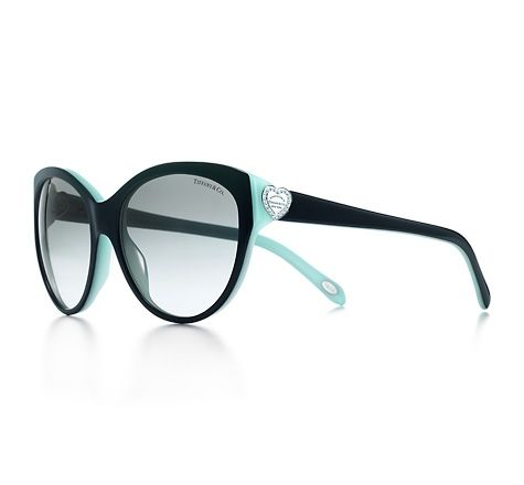 Tiffany  Co. | Item | Return to Tiffany™ cat eye sunglasses in acetate with Austrian crystals. | United States