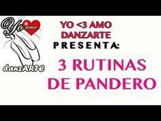 Rutinas de Pandero para Alabanza y Adoración / ElCanaldeGes - YouTube