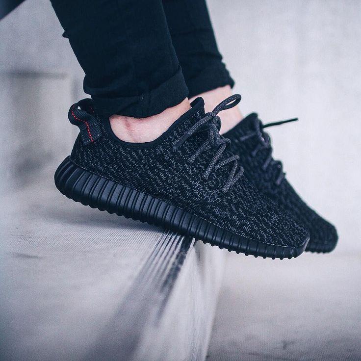 Sneakers Femme - adidas yeezy 350 boost black feedproxy.google....