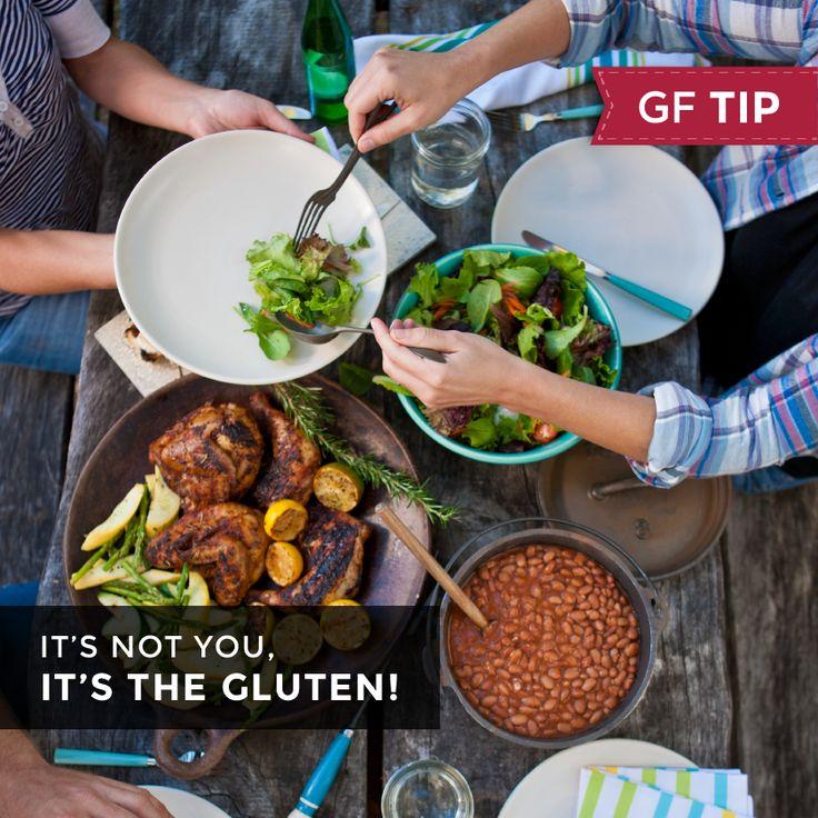 It's not you it's that pesky gluten