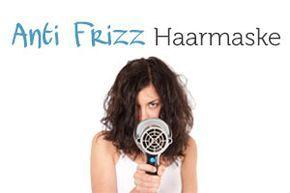 Anti Frizz Haarkur - ohne Silikone! Hilft trotzdem. Rezept gibts hier.