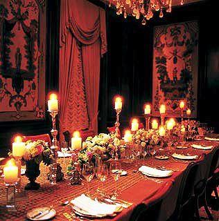 23 best evening dinners images on Pinterest Parties Outdoor
