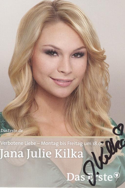 Jessica Stiehl gespielt von Jana Julie Kilka