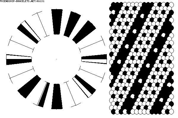 645 best Esquemas kumihimo (Kumihimo schemes) images on