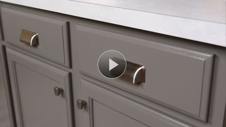 Watch How To Choose Kitchen Knobs And Pulls Video Kitchens