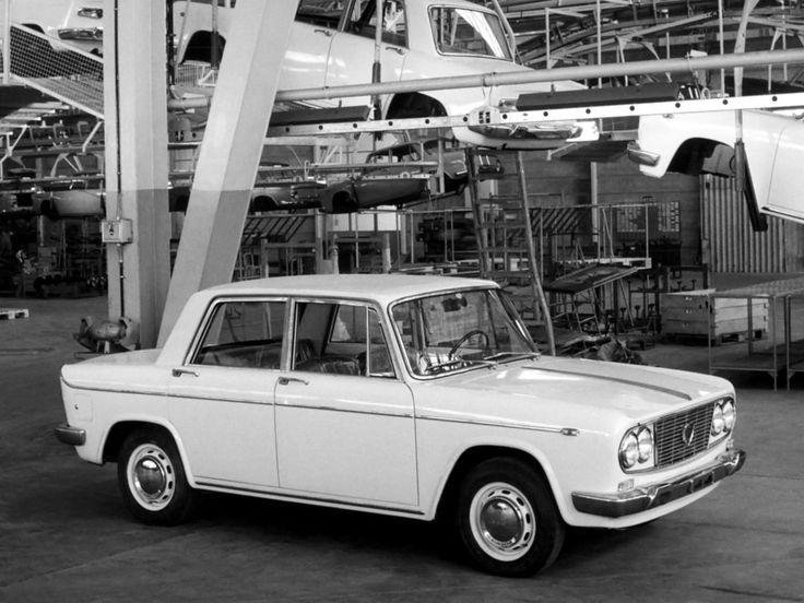 Lancia Fulvia - 1963