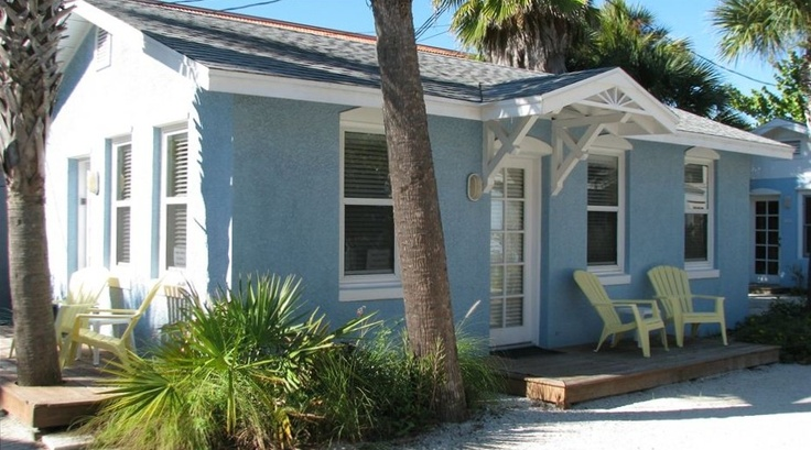 Blue Heron Cottages Indian Rocks Beach Florida