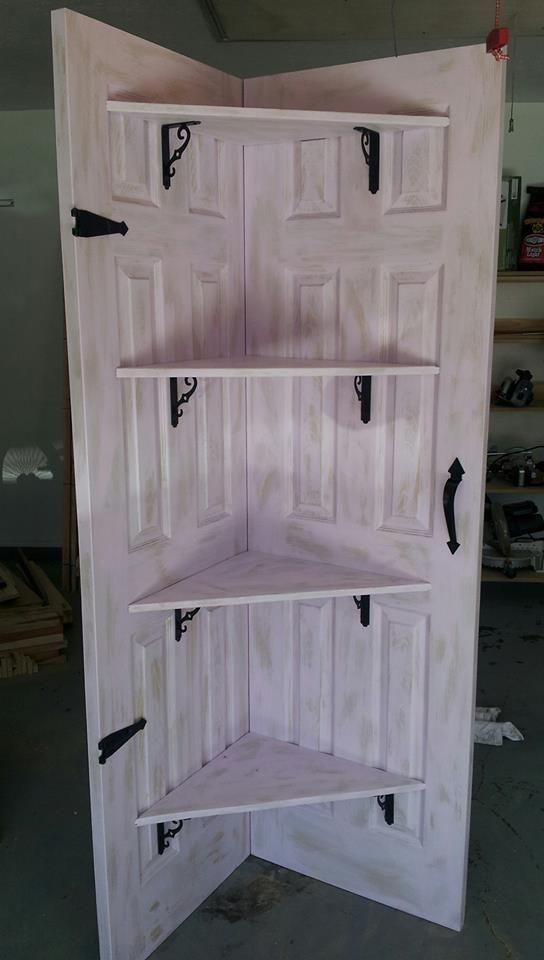 Puertas recicladas que decoran el hogar - Decoración de Interiores ...