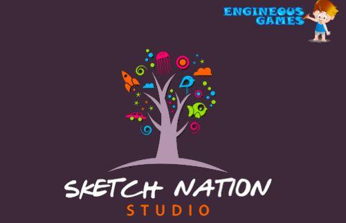 Sketch Nation Studio, une application pour créer facilement un jeu iOs sur iPhone et iPad