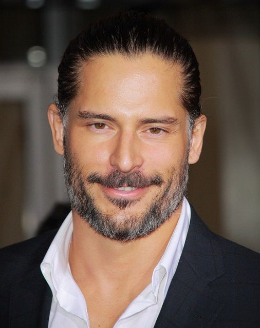 American actor, Joe Manganiello