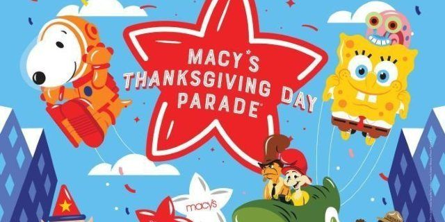 Watch The Nutcracker Balloon Take Out A Marcher During Thanksgiving Day Parade Thanksgiving Day Parade Macys Thanksgiving Parade Thanksgiving Parade