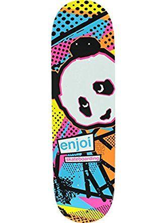 "Enjoi Skateboards 1985 Called Skateboard Deck - 8.5"" x 32"" ❤ Enjoi Skateboards"