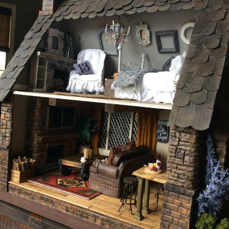 17 Best Images About My Sugarplum Dollhouse On Pinterest