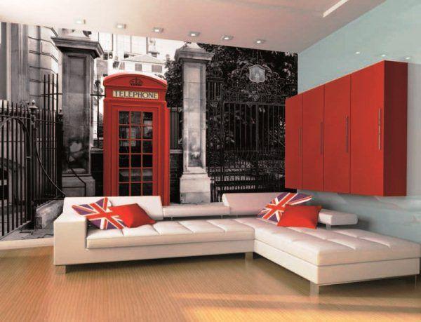 Интерьеры в лондонском стиле :: Фото красивых интерьеров
