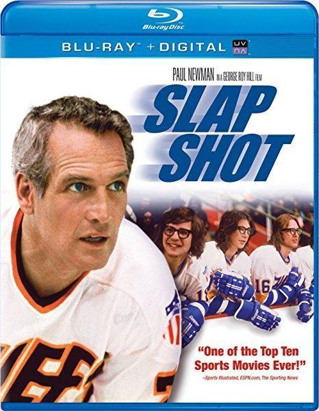 Paul Newman & Michael Ontkean & George Roy Hill-Slap Shot