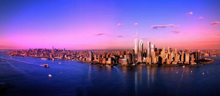 Manhattan Skyline -  Ranked #1 of 102 Landmarks in New York City 5 of 5 stars 6,879 reviews