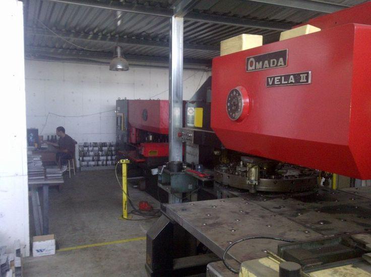 Steel Profile Brasov - Amada machines
