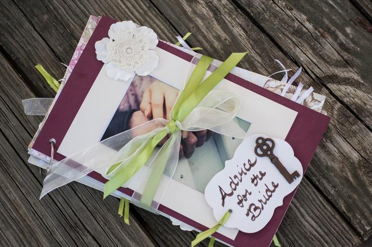 Bridal shower gift/guestbook: Shower Giftguestbook, Bridal Shower, Shower Gifts Guestbook