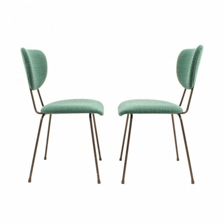 Located using retrostart.com > 101 Dinner Chair by W. Gispen for Kembo
