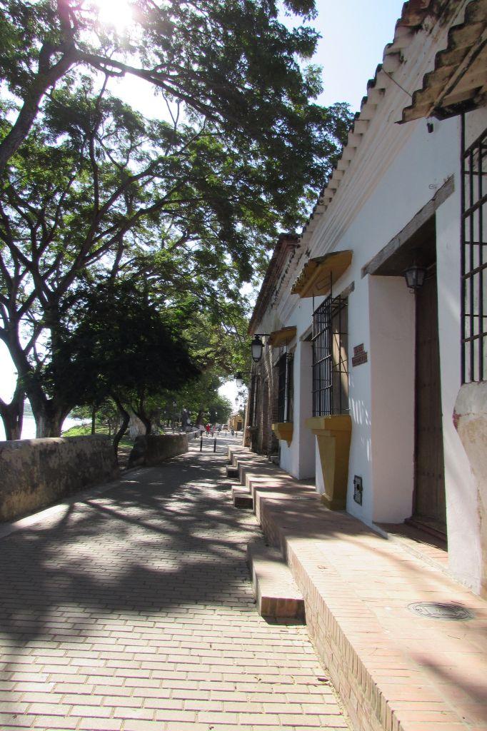 Santa Cruz de Mompox, Bolívar. Colombia