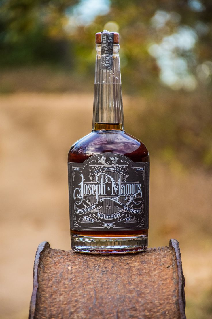 Joseph Magnus Bourbon is a marriage of straight bourbon whiskey aged in white oak and finished in Oloroso sherry, Pedro Ximénez and Cognac casks. Rich and deep notes of vanilla, citrus, dark chocolate, brown sugar and dark stone fruits deliver with a lingering, warm finish. #whiskey #bourbon #bourbonporn #whiskeydelivered #bourbonofig  #sipwhiskey #bourbonwhiskey #josephmagnus #josephmagnusbourbon