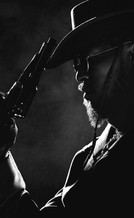 Django Unchained, inspiration Jamie Foxx