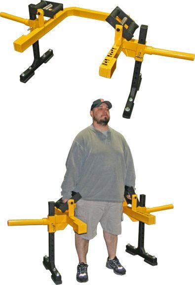Efs Rickshaw Build Them Traps My Workout Wishlist