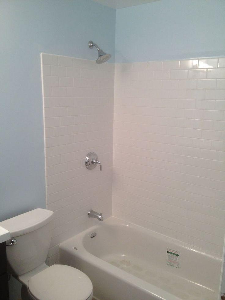 Remodel Bathroom Tile Walls best 10+ bathtub walls ideas on pinterest | bathtub inserts, small