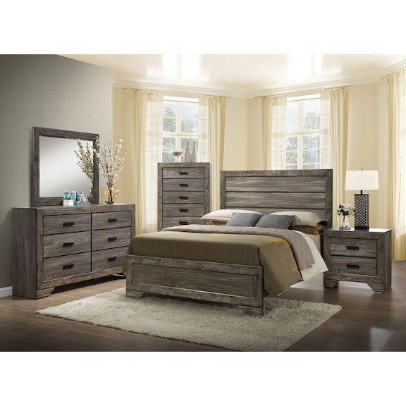 Sutton 4pc Full Bedroom Levin Furniture Bedroom Set Bedroom Sets Queen Bedroom Furniture Sets