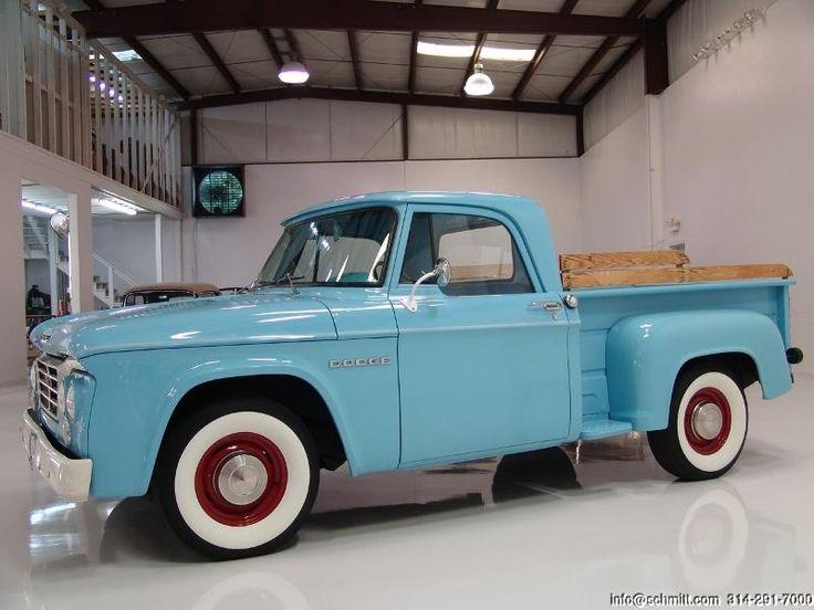 351 best d100 dodge pick ups images on pinterest autos. Black Bedroom Furniture Sets. Home Design Ideas