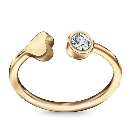 Srebrny Pierścionek TAG ME, 119 PLN, www.YES.pl/56124-tag-me-srebrny-pierscionek-AB-S-000-ZLO-APCL511 #jewellery #Candy #BizuteriaYES #shoponline #accesories #pretty #style