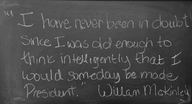 William Mckinley Famous Quotes: 15 Best William McKinley Images On Pinterest