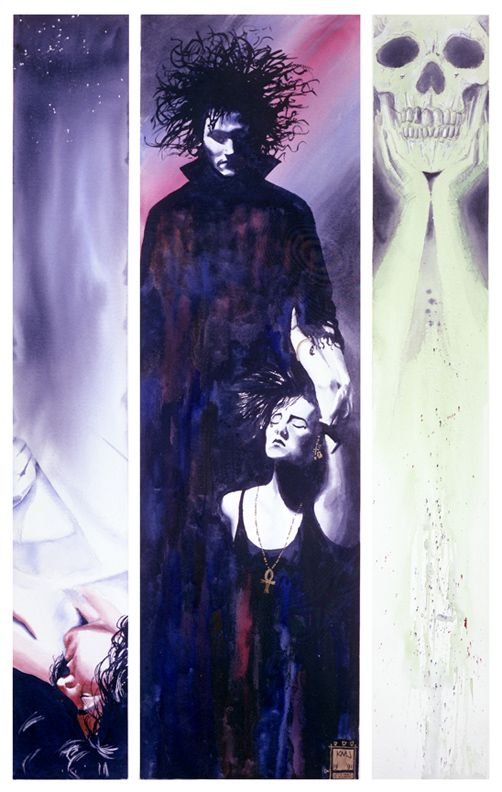 Naughty In Law Preludes Triptych
