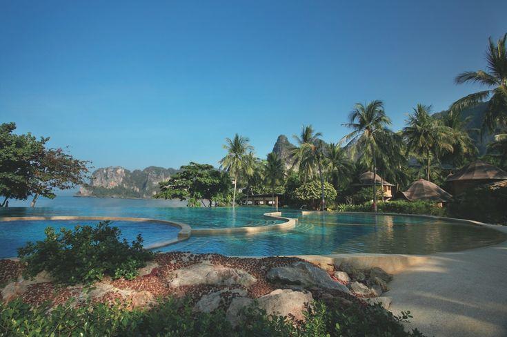 The Exclusive Luxury Rayavadee Resort, Krabi -Thailand