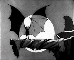gif Silly Symphonies 1931 halloween