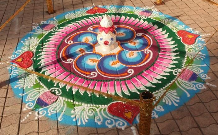 Beautiful Rangoli Designs for Diwali 2015 | rongoli ...