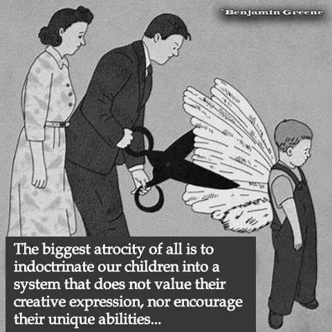 The biggest atrocity