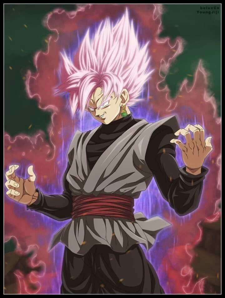 Black Goku Super Saiyan God Super Saiyan: SS Rose by ...  |Black Goku Super Saiyan