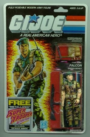 360 best gi joe images on pinterest action figures army and gi joe gi joe falcon 1987 i especially loved him as a kid because his fandeluxe Image collections