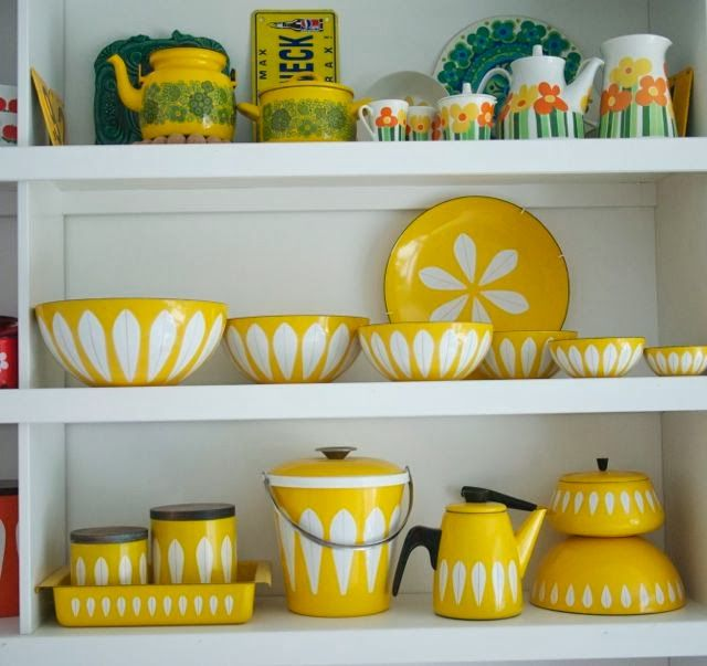 I never used to like yellow, but it is really growing on me...