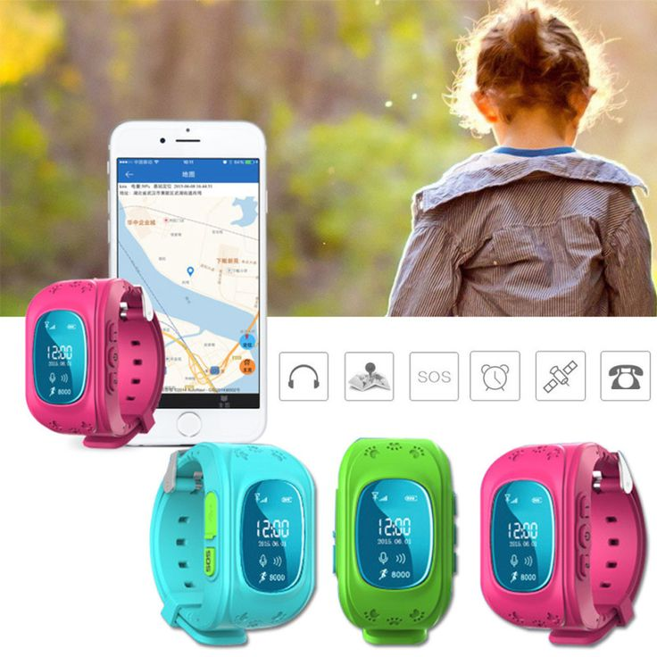 1pc Smart watches children Kid wrist clocks Safe Tracker Watch SOS Call Locator GPS fashion casual silicone strap rectangle H5 * AliExpress Affiliate's Pin.  Find out more by clicking the VISIT button