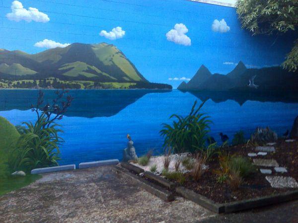 Doug Ford Manurewa Mural