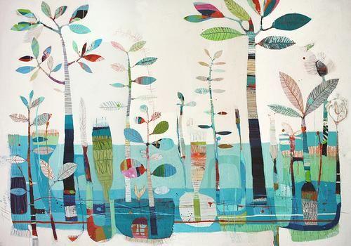 Tiffany  Calder Kingston - Instinctive Nature  Manyung gallery glenferrie road