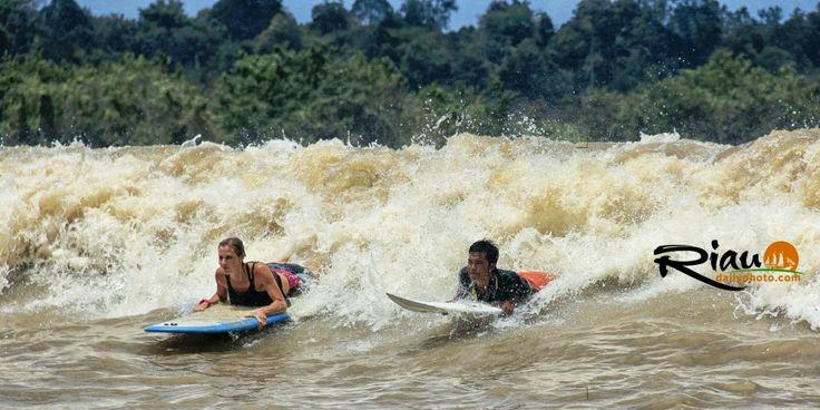 Bono Sungai Kampar Raih 10 Besar Citra Pesona Award 2013